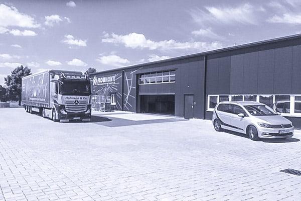 Flowmont GmbH, Werk 2, 3
