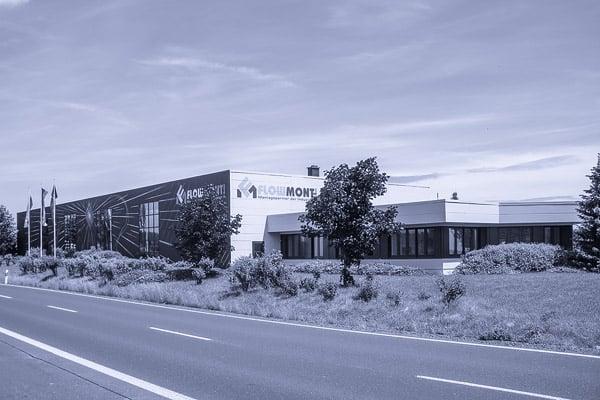 Unternehmensstandort, FLOWMONT GmbH, 1